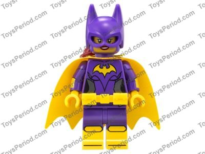 LEGO® Batman™ Superheroes 70917 Polka Dot Man with Stand and Discs