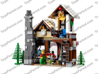 MISB FAST SHIPPING!! LEGO WINTER TOY SHOP 10249 HOLIDAY  *BRAND NEW SEALED*