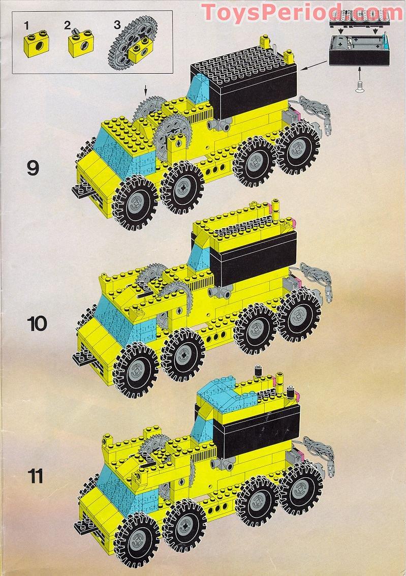 lego 744 universal building set set parts inventory and. Black Bedroom Furniture Sets. Home Design Ideas