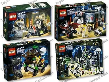 lego monster fighters werewolf instructions