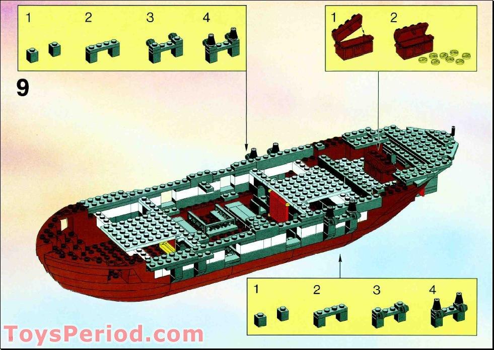 lego 6285 instructions pdf