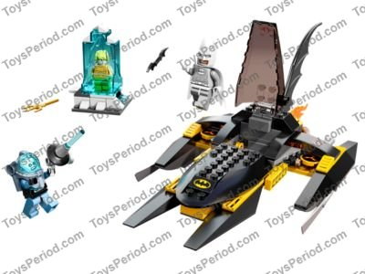 LEGO 76000 Arctic Batman vs. Mr. Freeze: Aquaman on Ice Set Parts ...