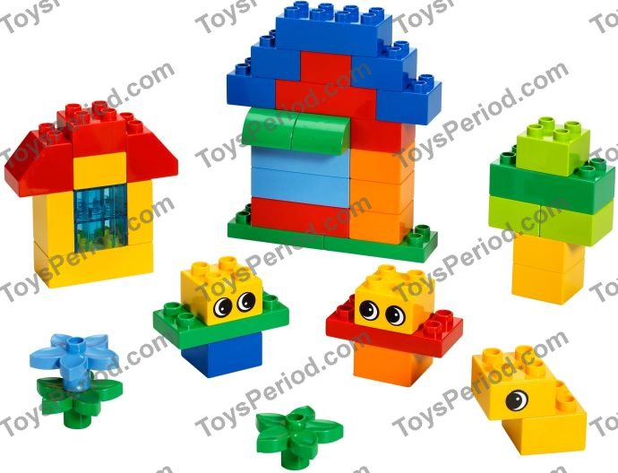 LEGO 5486 Fun with LEGO Duplo Bricks Set Parts Inventory and ...