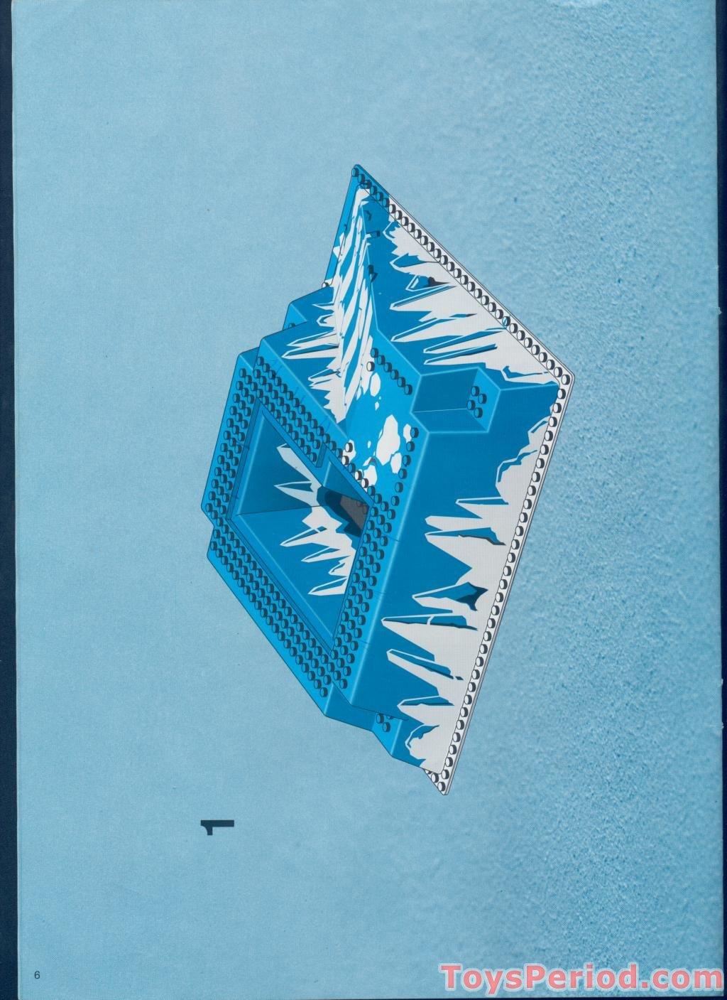 LEGO ® ski blanc 2713 2 pièce de 6834 6973 6983