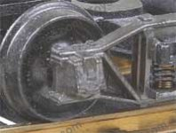 "HO Scale KADEE 503 ARCH BAR Metal Trucks with 33/"" Ribbed Back Wheels /& Couplers"