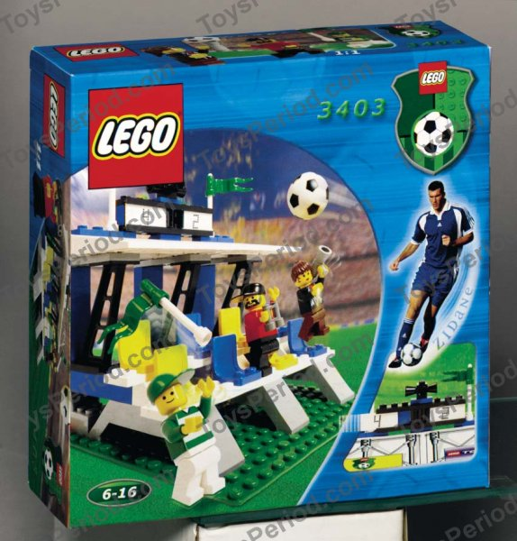 how to play soccer with lego midstorms