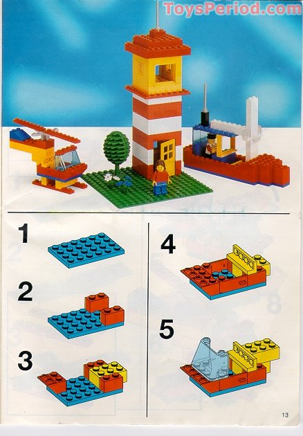 Gratis Lego