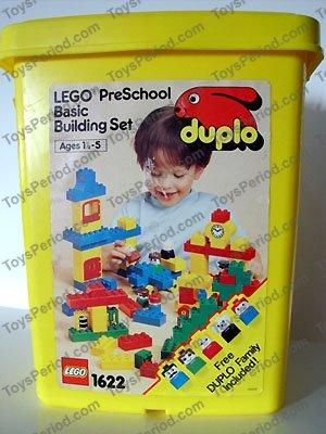 Lego 1622 Special Offer Extra Large Duplo Lego Preschool Basic