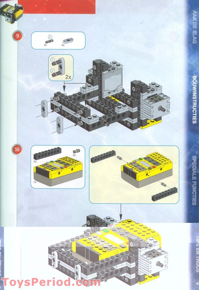 Robotics Building System Set  Pieces Ebay