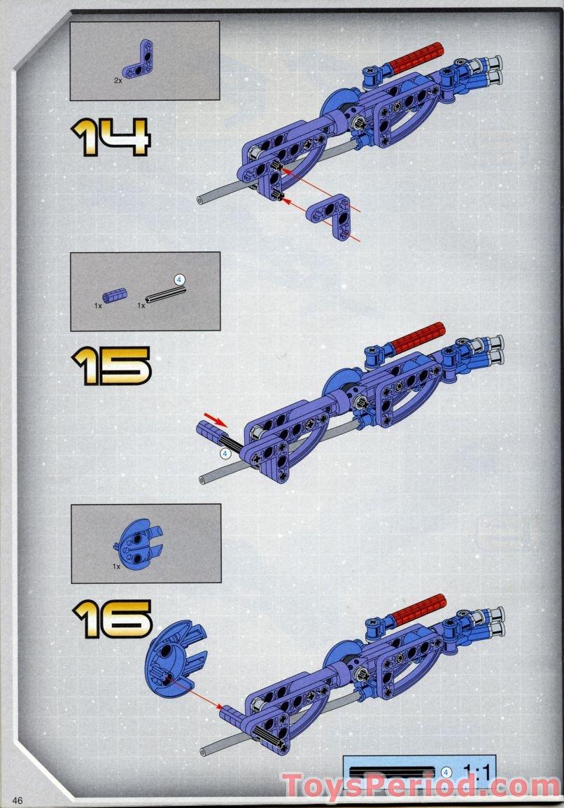 lego battle droid instructions