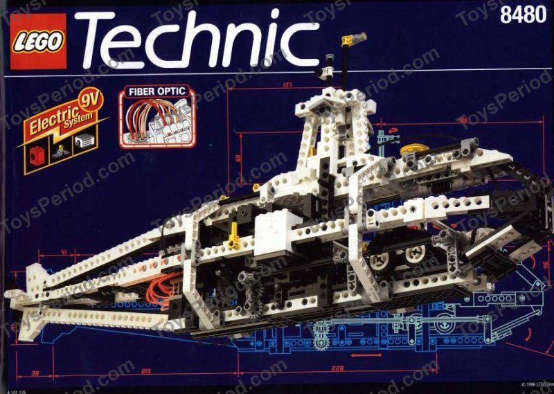 lego space shuttle parts - photo #10