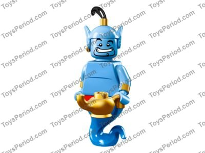 Lego genie disney series choose parts legs torso head ears plume feather lamp