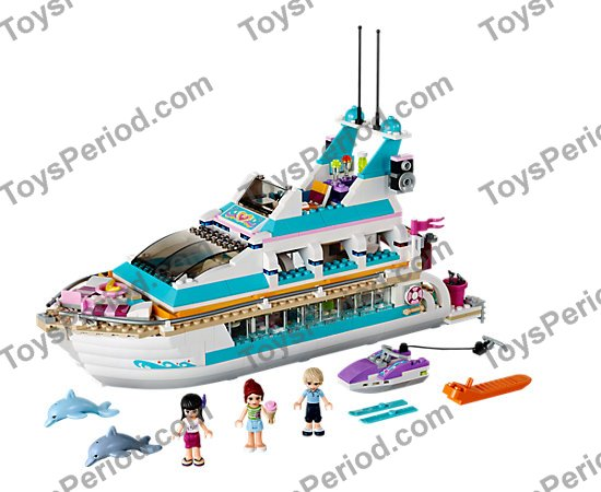 lego dolphin cruiser instructions