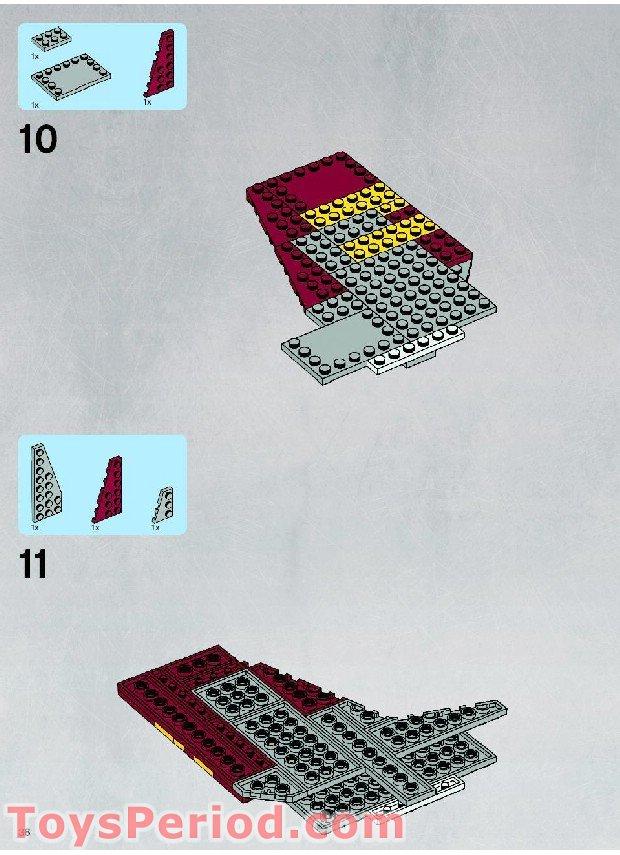 Star Wars Lego Instructions Pdf