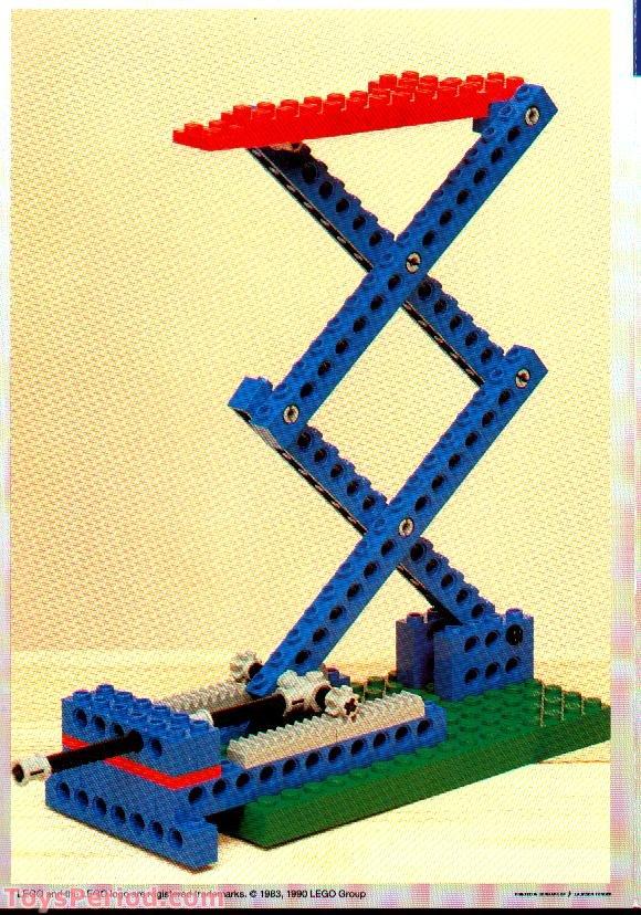 Image result for lego scissor lift