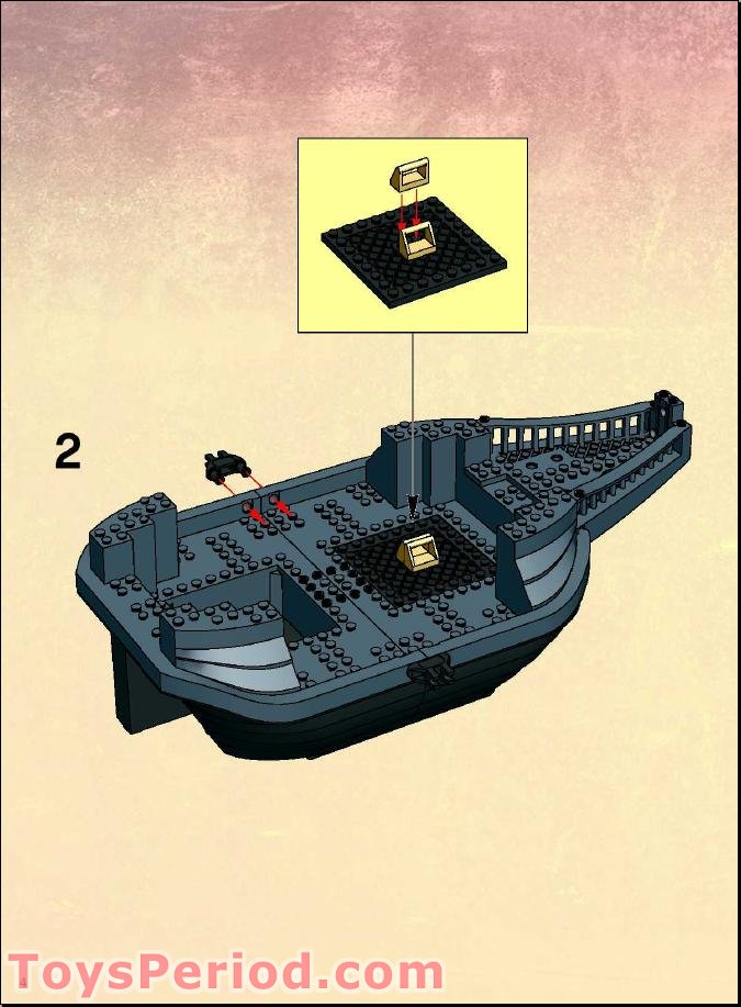 Lego 4768 1 The Durmstrang Ship Set Parts Inventory And Instructions Lego Reference Guide Find many great new & used options and get the best deals for lego harry potter 4768 the durmstrang ship at the best online prices at ebay! lego 4768 1 the durmstrang ship set