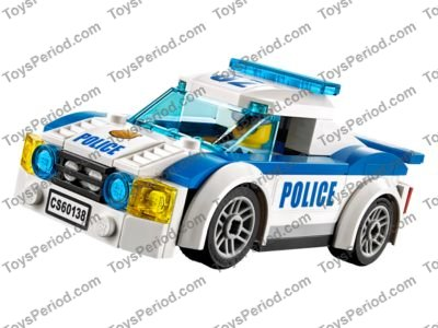 *BRAND NEW* Lego City Set #60138 High Speed Chase Police Helicopter