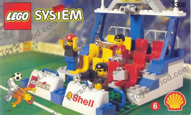 3308 White x2 Lego Arch 1x8x2