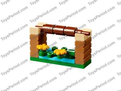 Lego 3 Utensil frying pans pot black 4528 4529 kitchen cooking for minifigures
