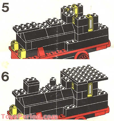 toys r us train set instructions