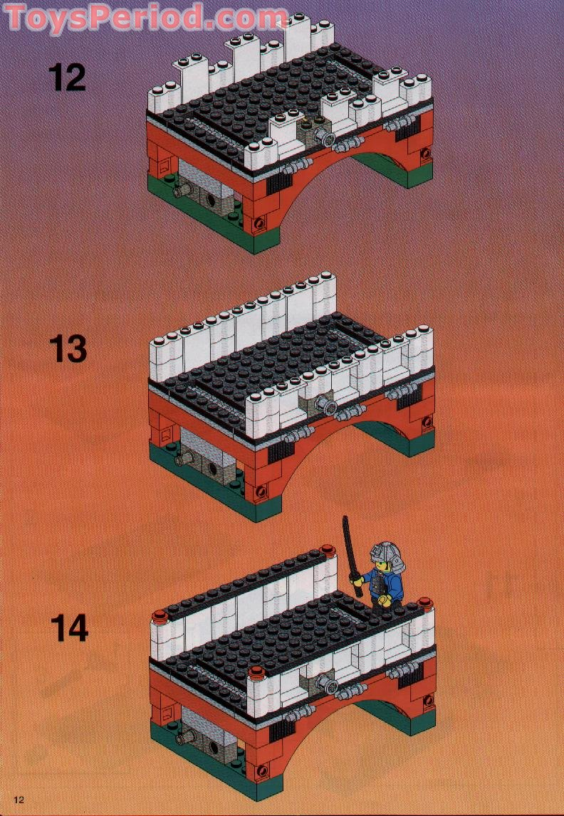 lego tower bridge instructions