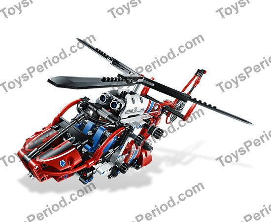 Lego instructions technic 8068 rescue helicopter youtube.