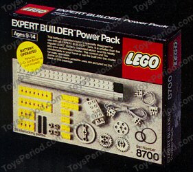 LEGO Expert Builder Power Pack
