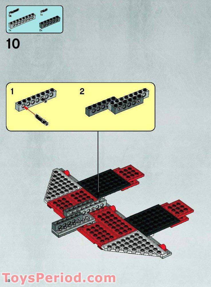 lego star wars cruiser instructions