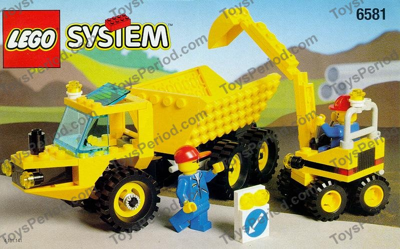 LEGO PART 6582c01 WHEEL 20 X 30 TYRE 20 X 30 BALOON YELLOW
