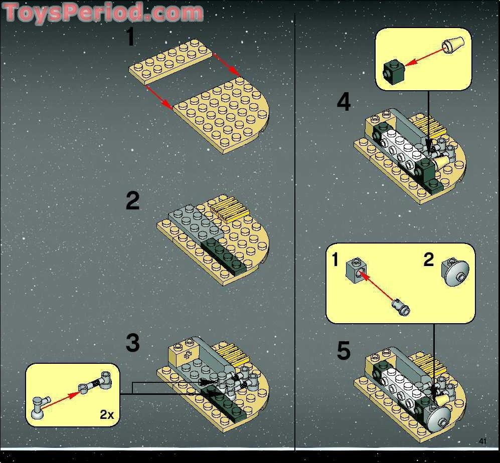lego slave 1 instructions 6209