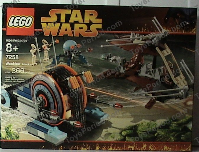 LEGO 7258 Wookiee Attack Image 2