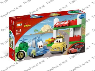 Lego 5818 Luigis Italian Place Set Parts Inventory And Instructions