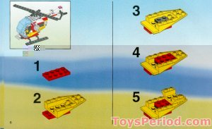 lego classic tiger instructions