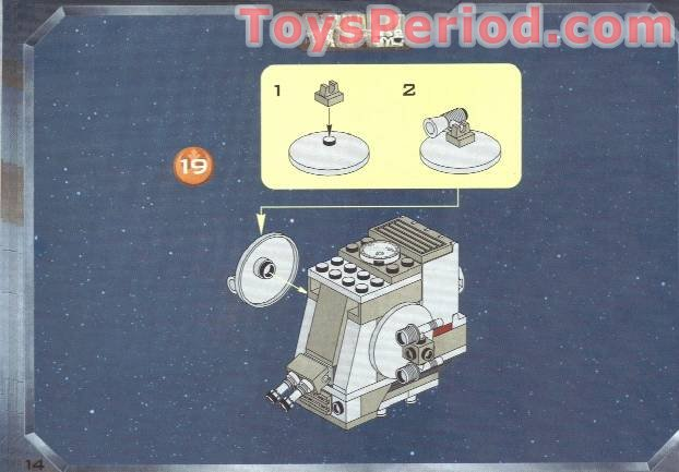 Lego 7127 Imperial At St Set Parts Inventory And Instructions Lego