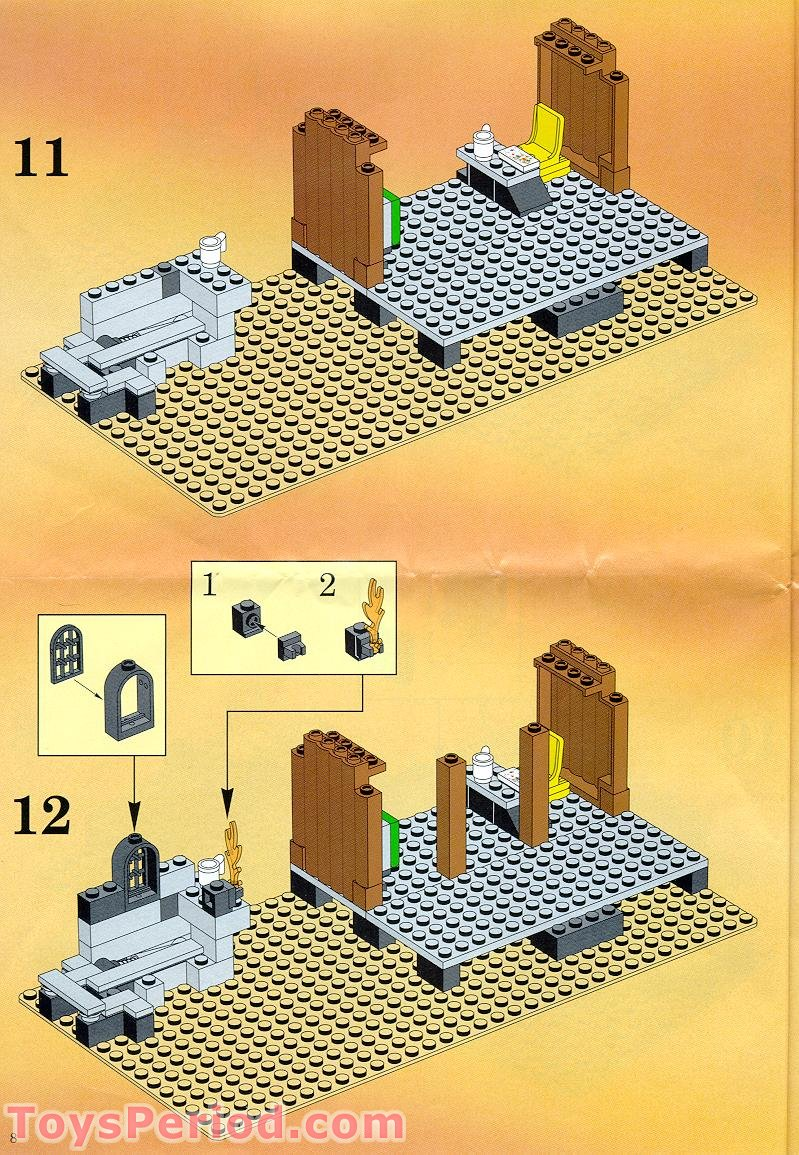 Lego 6755 Sheriff S Lock Up Set Parts Inventory And