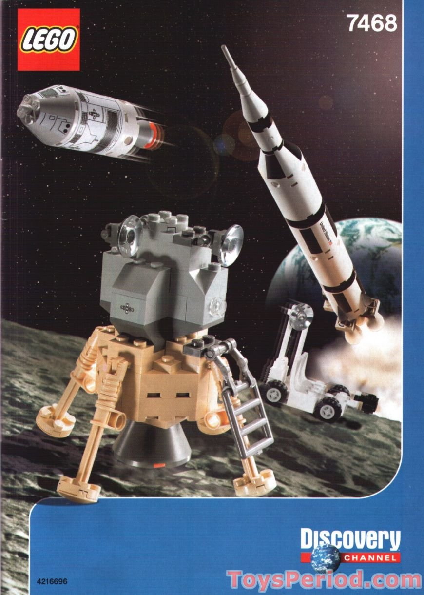 ... Mission Set Parts Inventory and Instructions - LEGO Reference Guide
