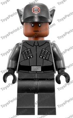 4X Lego 85943 Technic 1x2 With Hole And Dual lift Dark BLUISH GREY STAR WARS