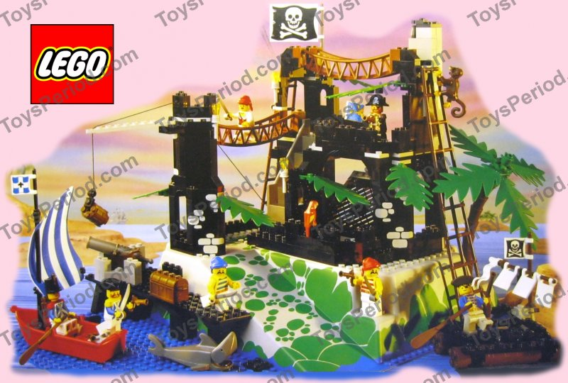 lego pirates classic