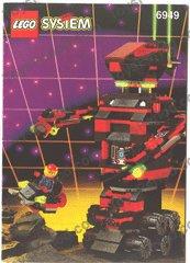 LEGO® Bauanleitung Instruction Nr 6949