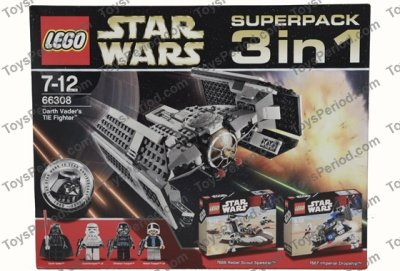 lego set reference star wars episodes  super pack in