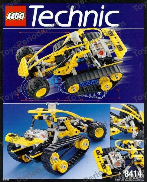LEGO 8414 Mountain Rambler