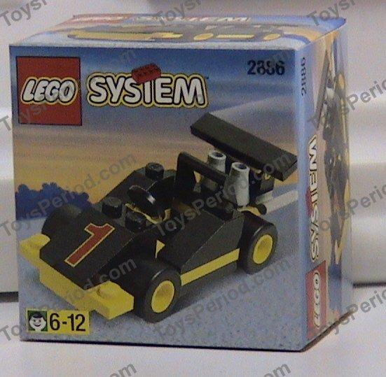 LEGO 2886 Formula 1 Racing Car