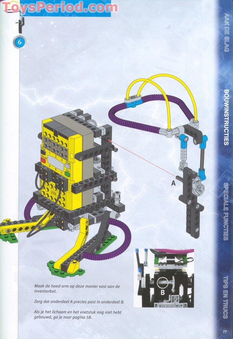lego brick separator instructions