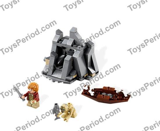 lego dimensions gollum instructions