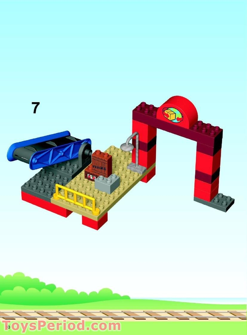 LEGO 5609 Deluxe Train...