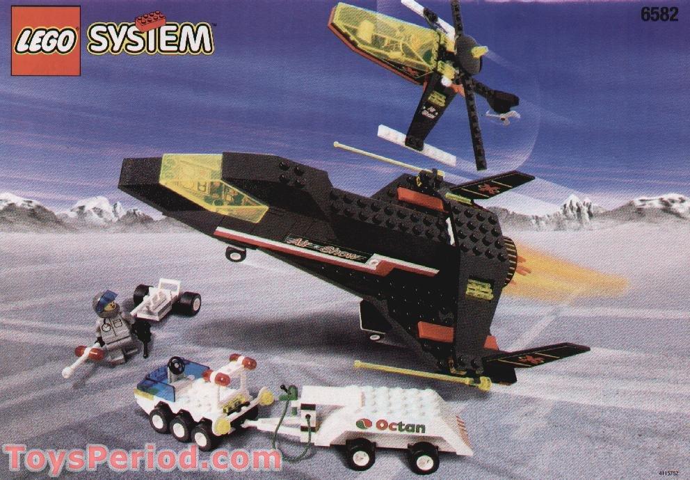 Lego 1 Black 6x4 inverted sloped wedge hull 10 studs on top shuttle ship plane