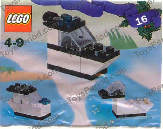 lego 4524 17 advent calendar 2002 creator day 16 police. Black Bedroom Furniture Sets. Home Design Ideas