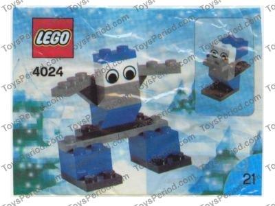Lego 4024 22 Advent Calendar 2003 Creator Day 21 Robot
