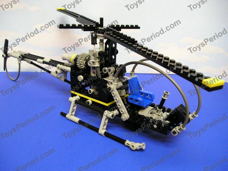 lego 8412 nighthawk technic helicopter model set 1995 image number 3. Black Bedroom Furniture Sets. Home Design Ideas