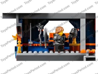 14419 X 10. LEGO 1 X 2 Plate modified with Ball /& Cup Socket Dk Stone Grey